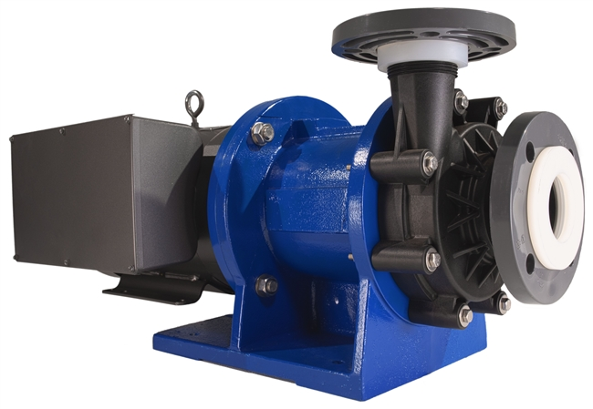 Corrosive and damaging clean fluids Mag Drive Centrifugal Pump from GemmeCotti