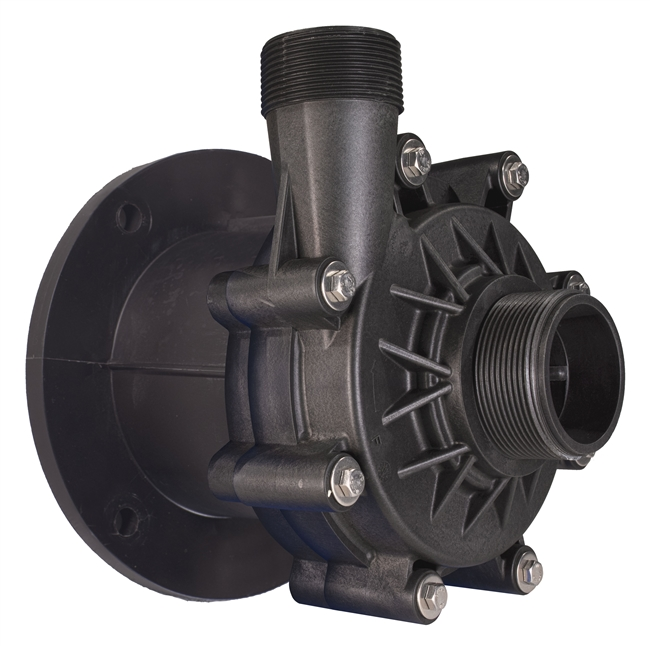 Mag Drive Centrifugal Pump for corrosive and damaging clean fluids
