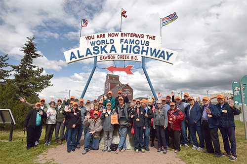 Alaska Rolling Rally 2019 - Sold Out