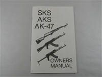 AK47-AKS-SKS OWNERS MANUAL