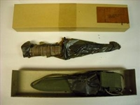 M1 CARBINE M4 BAYONET US GI NEW IN BOX.