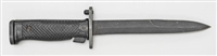 US GI M5 A1 GARAND BAYONET WITH AFTER MARKET M8A1 SCABBARD
