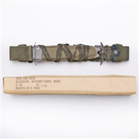 M8A1 SCABBARDS VIETNAM ERA BOX OF 2 PIECES