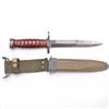 M4 BAYONET DUTCH ARMY WITH M8A1 SCABBARD