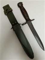 BERETTA BM59 RIFLE BAYONET WITH SCABBARD