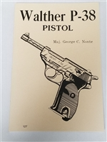 WALTHER P38 PISTOL BOOKLET