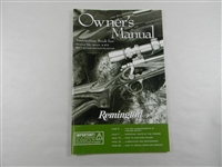 REMINGTON MODELS 700-SEVEN-673 BOLT ACTION RIFLES MANUAL
