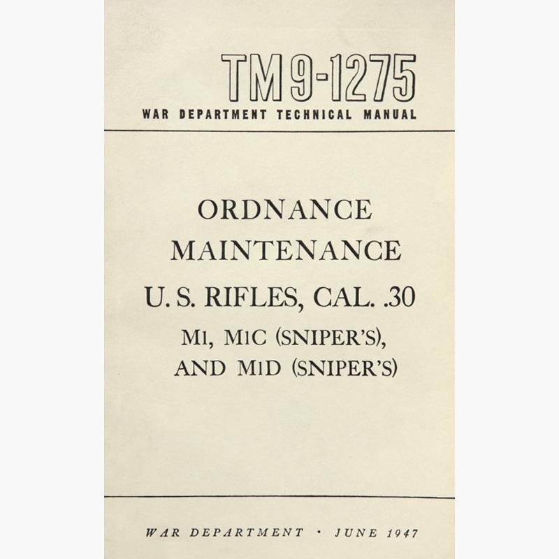 M1 Garand Book