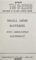 SMALL ARMS AND ASSOCIATED EQUIPMENT