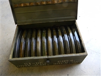 ORIGINAL BOX OF 12 BREN MAGAZINES