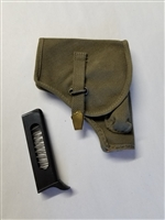 BERETTA 34/35 HOLSTER WITH SPARE MAGAZINEIN CAL 380