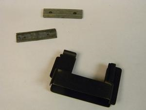 FN FAL BELGIAN ARMY ISSUE LOADING TOOL WITH TWO STIPPER CLIPS