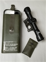 GERMAN ARMY HENSOLD 24Z TELESCOPE FOR G3 RIFLE.
