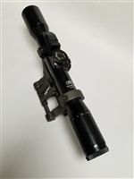 GERMAN POLICE SPECIAL FORCES H&K Carl Zeiss 1.5-6x SNIPER SCOPE CPLT W/ MOUNT.