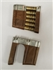 ORIGINAL SWISS K31 STRIPPER CLIPS. SET OF 2 PIECES.