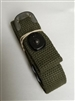 "M1 CARBINE SLING 0.D. COLOR ""C"" TIP."