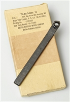 M1 CARBINE ORIGINAL GI BOX OF 10 M5 PISTON NUT WRENCH