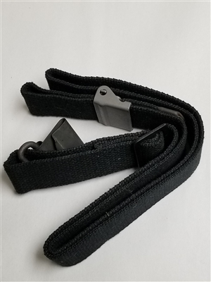 M14/M1 GARAND BLACK CANVAS SLING.