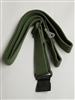 M14/M1 GARAND OR M16  O.D. CANVAS SLING.