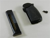 EAST GERMAN MAKAROV SPARE MAGAZINE 8 ROUND AND SPARE GRIP WITH SCREW