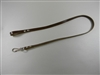 EAST GERMAN ARMY BROWN LEATHER LANYARD FOR MAKAROV PISTOL