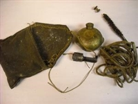 RUSSIAN ARMY MOSIN NAGANT RIFLE CLEANING SET