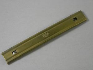 "MAUSER BROOMHANDLE C96 STRIPPER CLIP BRASS MARKED ""MAUSER"". (1)"