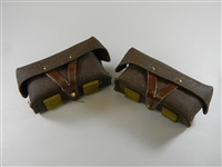 RUSSIAN ARMY ISSUE SET OF 2 SKS POUCHES