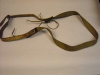 RARE ! RUSSIAN WWII CANVAS AND LEATHER MOISIN NAGANT SLING