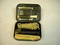 ENFIELD RIFLE CLEANING SET IN METAL BOX
