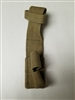 ORIGINAL BRITISH ENFIELD RIFLE BAYONET OD CANVAS FROG