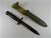 ITALIAN ARMY M1 CARBINE BAYONET WITH SCABBARD