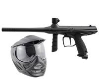 Gryphon Semi Automatic Paintball Marker Value Pack - Black