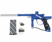 JT Impulse Paintball Marker - Blue/ Silver