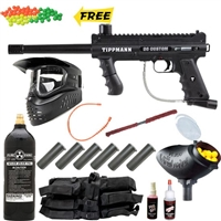 Tippmann 98 Custom Platinum Paintball Gun MEGA Set