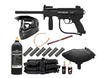 Tippmann A5 Paintball Gun MEGA Set