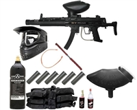 BT Delta Elite Tactical Paintball Gun MEGA Set