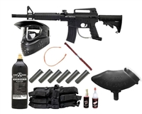 BT Omega Tactical Paintball Gun MEGA Set