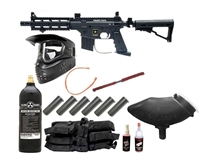 US Army Project Salvo Paintball Gun MEGA Set