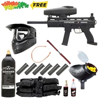 Tippmann X7 Phenom Mechanical Paintball Gun MEGA Set
