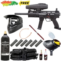 Tippmann X7 Phenom E-Grip Paintball Gun MEGA Set