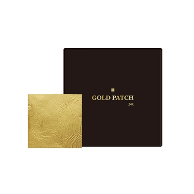 99.9% 24K GOLD PATCH