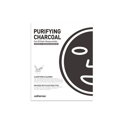 "[FOR RETAIL] PURIFYING CHARCOAL HYDROJELLYâ""¢ MASK"