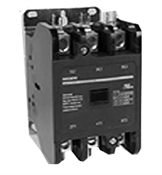 EX9CK40B30B7 (24/50-60VAC)...DEFINITE PURPOSE CONTACTOR, 3-POLE, 24/50-60VAC, 40AMPS
