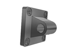 AIRTAC Mounting bracket for NSU series, MP4 type single clevis for 2-1/2 inch bore cylinders