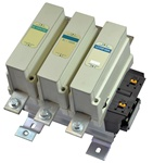LC1-FDP800A-220-240/60VAC...3 POLE CONTACTOR WITH AC OPERATING COIL 220-240/60VAC,  800AMPS