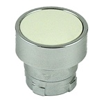 RB2-BA1...FLUSH PUSH BUTTON, SPRING RETURN, NON-ILLUMINATED, WHITE COLOR