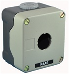 RC-1M...1 STATION METAL CONTROL  ENCLOSURE