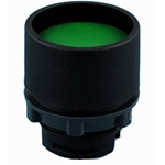 RP2-BA36...GUARDED PLASTIC PUSH BUTTON, GREEN COLOR