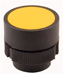 RP2-BA5...FLUSH PLASTIC PUSH BUTTON, SPRING RETURN, YELLOW COLOR